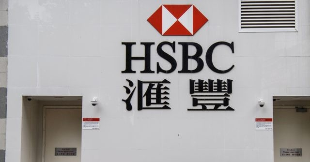 HSBC 'Colluded' with CCP to Debank Democracy Activists: Hong Kong Watch