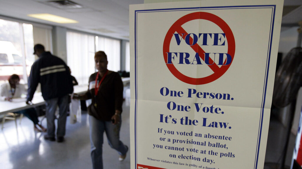 GOP Election Fraud Deniers Face Reckoning