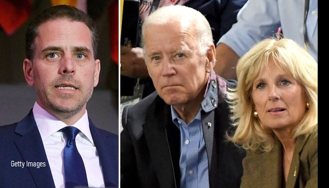 Text Messages Show Joe and Jill Biden Colluded to Suppress HUNTER'S ACTIONS WITH A CERTAIN MINOR CHILD