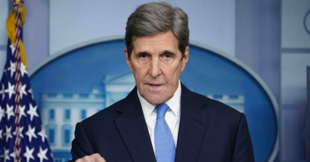 Report: 'Climate Czar' John Kerry Still Owns Private Jet