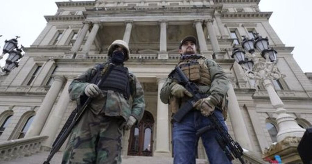 Open Carry Of Firearms Banned In Michigan Capitol Building, Despite Being An Open Carry State