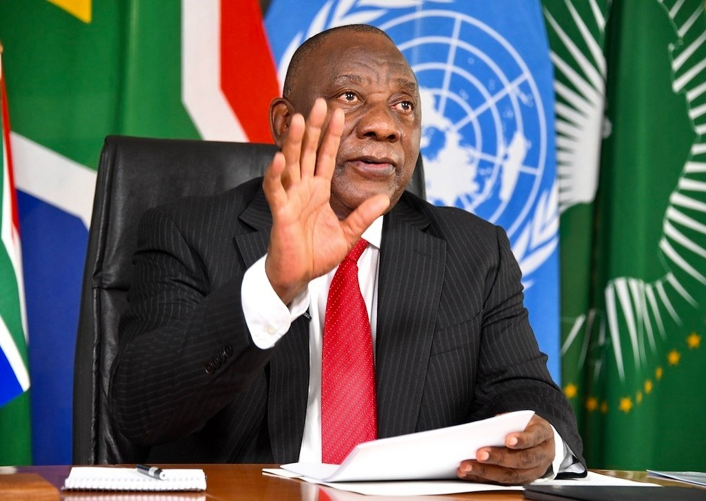 SA is ready to share its experience in democracy with the US, Ramaphosa says
