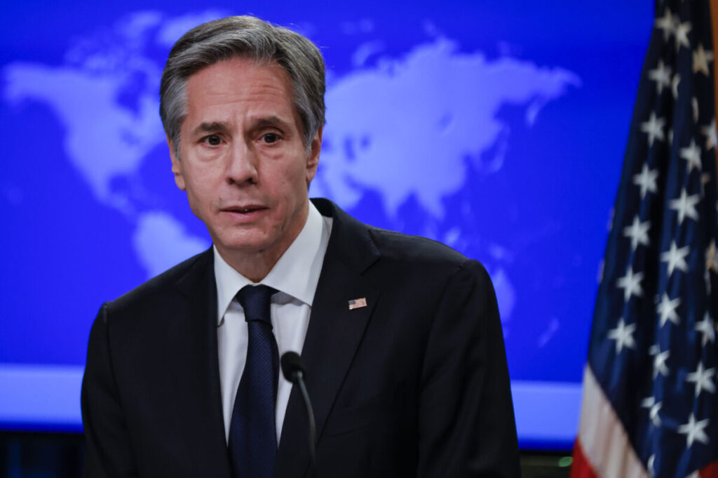 Secretary of State Blinken Says US Should Allow in Hong Kong Refugees Fleeing Beijing's Repression