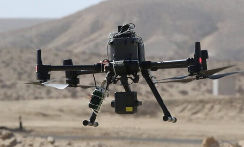 Israel Develops Drone That Navigates Without GPS