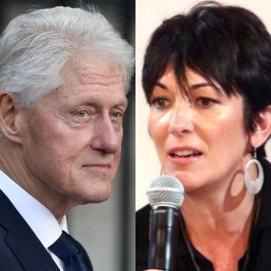 Ghislaine Maxwell denies she was on Epstein's island with Bill Clinton