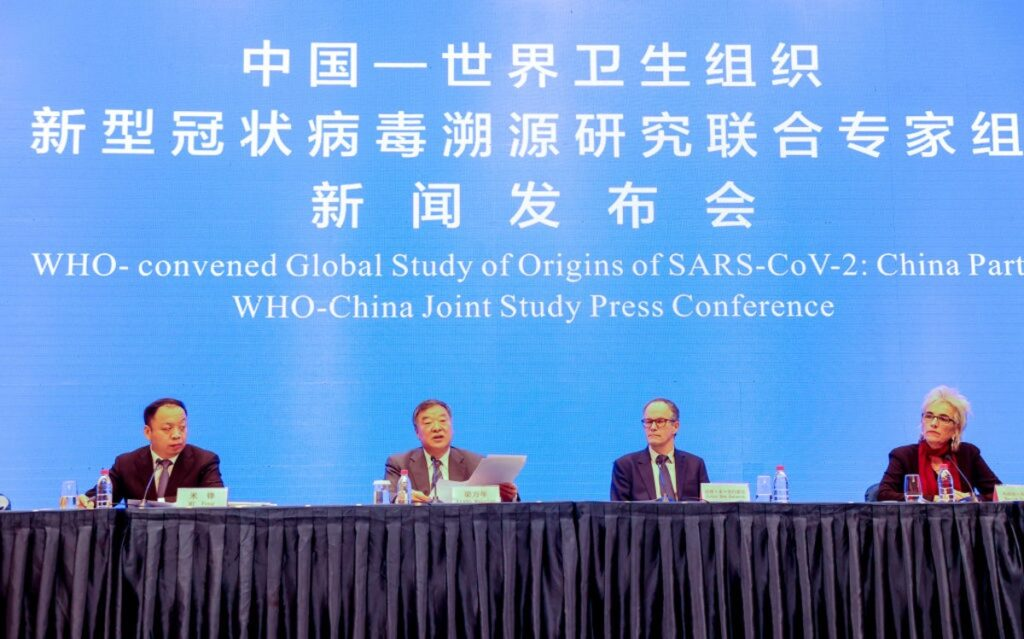 China Refused To Hand Over Important Data When World Health Organization Investigated Origins Of Coronavirus