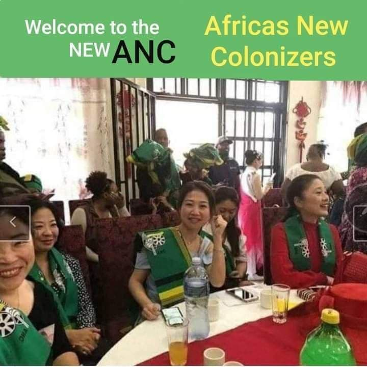 Mixed-Race Farmers Being Evicted Too! ANC has Turned SA into USSR with Ethnic Cleansing, Corruption, Cronyism, Elitism, Socialism, Cadre Deployment, Nepotism, etc!