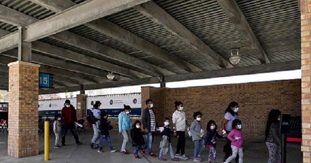 Report: Border Patrol Releases 2K Illegal Migrants In Texas Without COVID Test