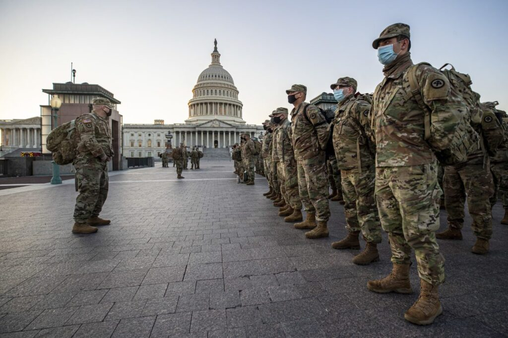 Trump Confirms He Called For 10,000 National Guard For Jan 6th… Pelosi Refused.