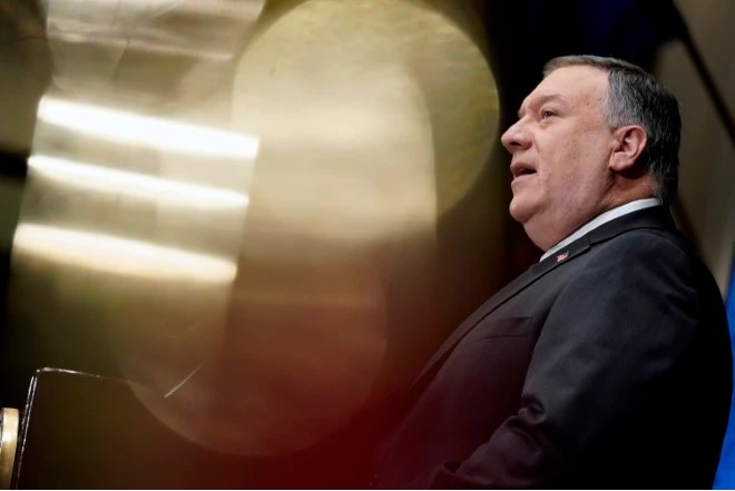 Pompeo says China's policies on Muslims amount to 'genocide'