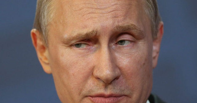 Vladimir Putin Lumps Anti-Govt Protesters with Child Sex Traffickers in Bizarre Speech