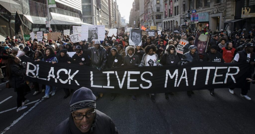Poll: Trust in Black Lives Matter Drops, Trust in Local Law Enforcement Rises
