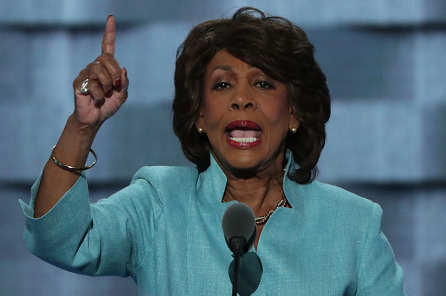 Auntie Maxine: Police Think Their Job 'Is to Keep Black People in Their Place'