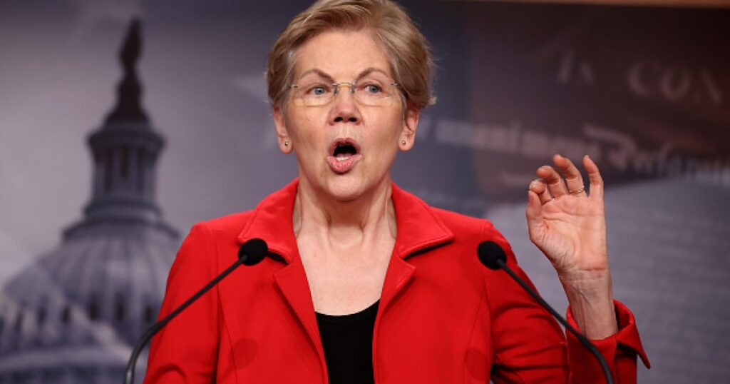 Warren vows to bust up Amazon so they can't 'heckle senators with snotty tweets' during Twitter feud
