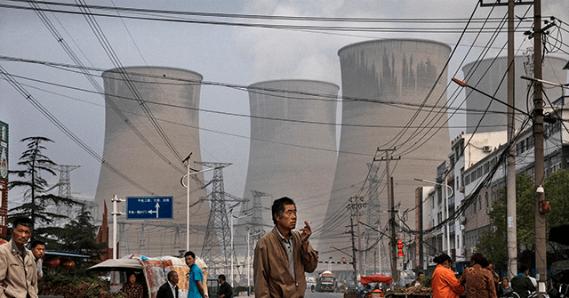 China Generated over Half of the World's Coal-Fired Power Last Year