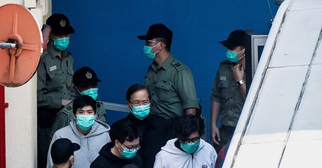 China Compares Hong Kong Protesters to January 6 Rioters