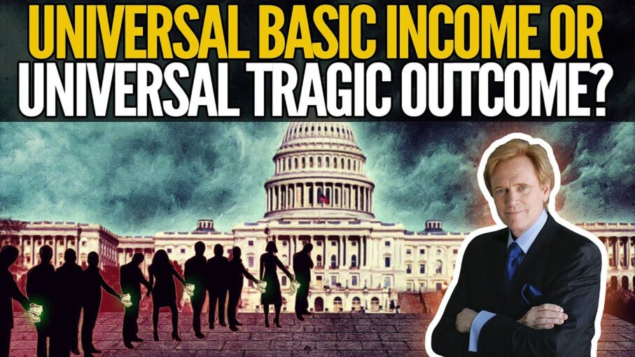 The Folly Of 'Universal Basic Income'