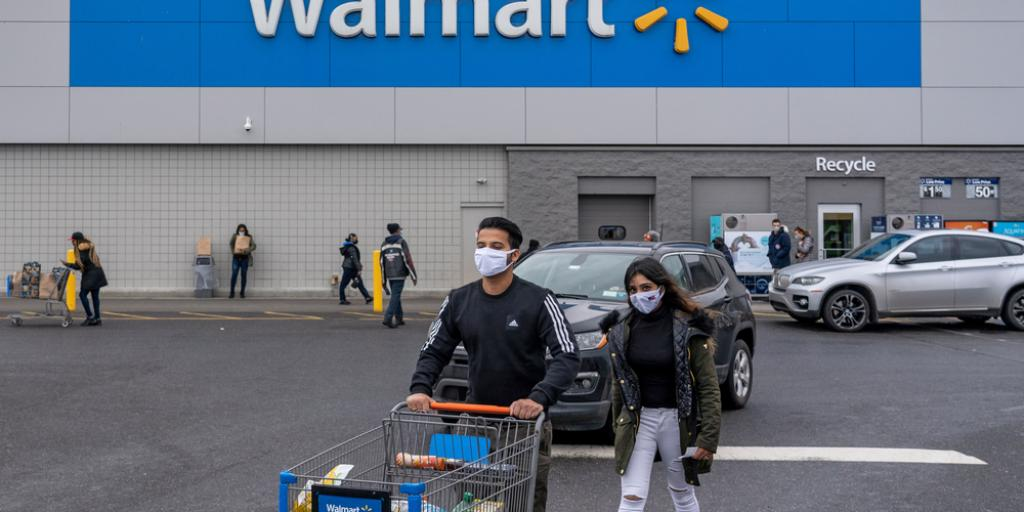 Walmart to offer immunity passport to customers who take COVID vaccine jab