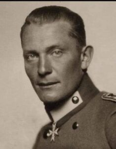 ADOLF HITLER's lieutenant, testified at the Nuremberg Court of Appeal