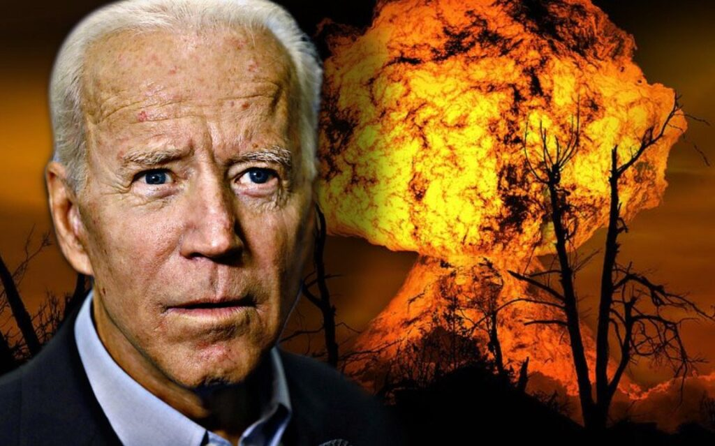 NUKE ALERT: Strategic Command Warns Biden Admin Must Prepare for Nuclear War with Conflicts that Could Escalate Rapidly