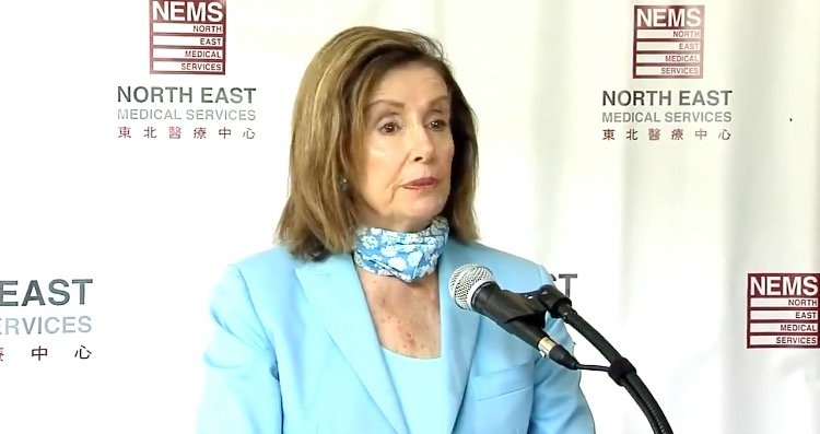 "Pelosi Says We Were in a Bad Situation at the Border Under Trump, But Joe Biden Saved the Day and Put Us on a ""Good Path at the Border"" (VIDEO)"