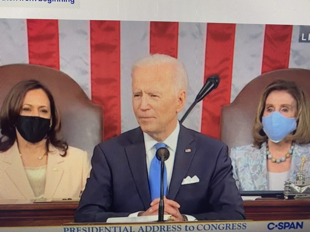 Biden's #JointAddress Was An Unmitigated Embarrassment. Here's Why…