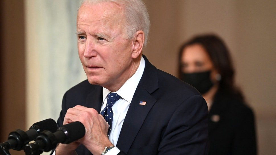 Biden Sued by College Over Executive Order That Puts Males in Female Dorms, Showers