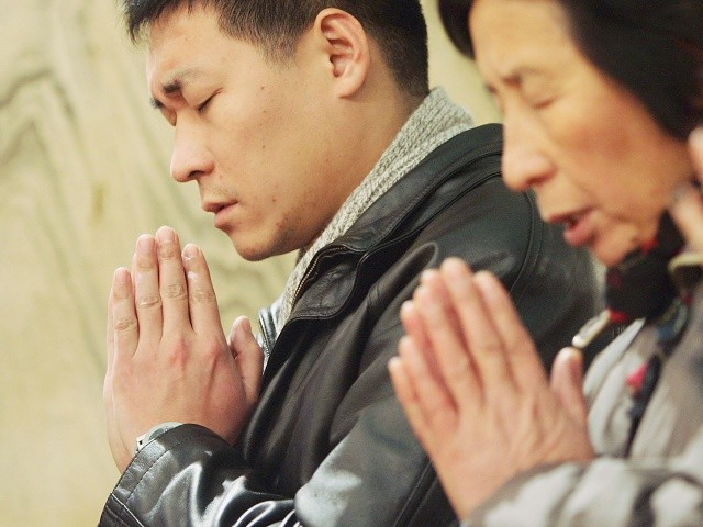 Report: China Intensifies Crackdown on Christian House Churches