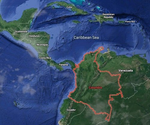 M7.2 Colombia earthquake cover-up: Scientists have warned 2 days ago of high risk of powerful earthquakes and tsunamis at the exact same location