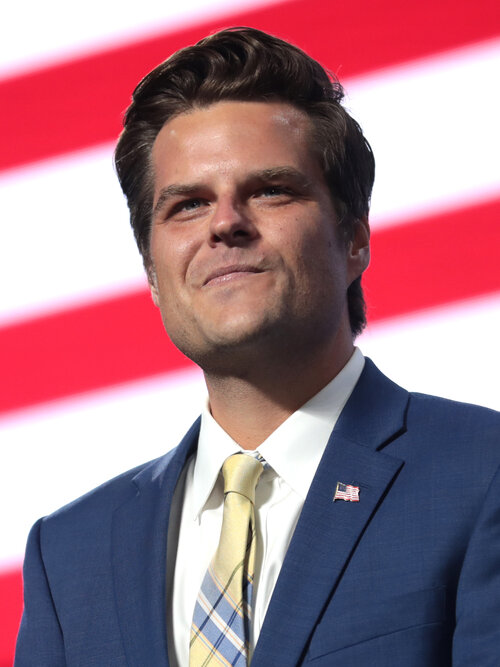 Gaetz Gets Ghosted by Conservative Media