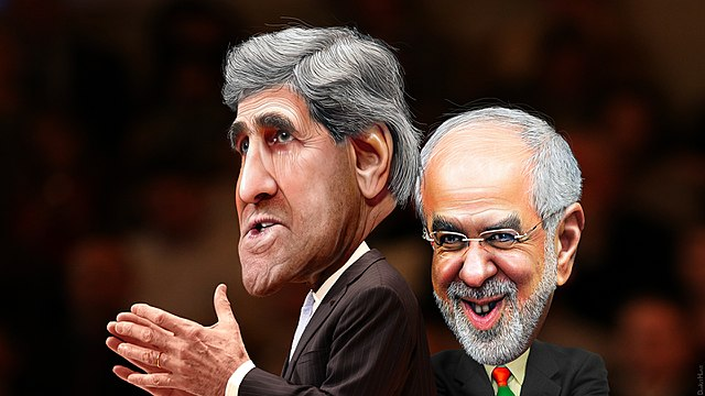 Iran's Foreign Minister Says John Kerry Told Him About Israeli Covert Operations In Syria