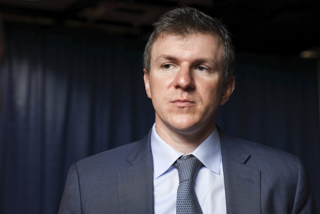 James O'Keefe Says He's Suing CNN for Defamation After Project Veritas Twitter Ban