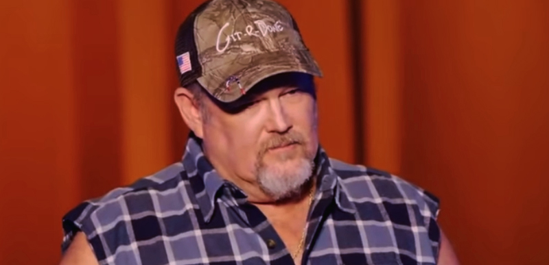 Just wanted a forecast! Larry the Cable Guy BLASTS the WEATHER Channel for saying vaccine card is 'your ticket to freedom'