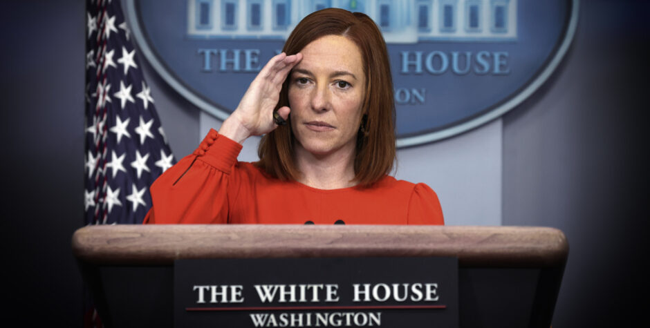 Deep State Ordered To Produce Jen Psaki Email on Iran Secret Meetings