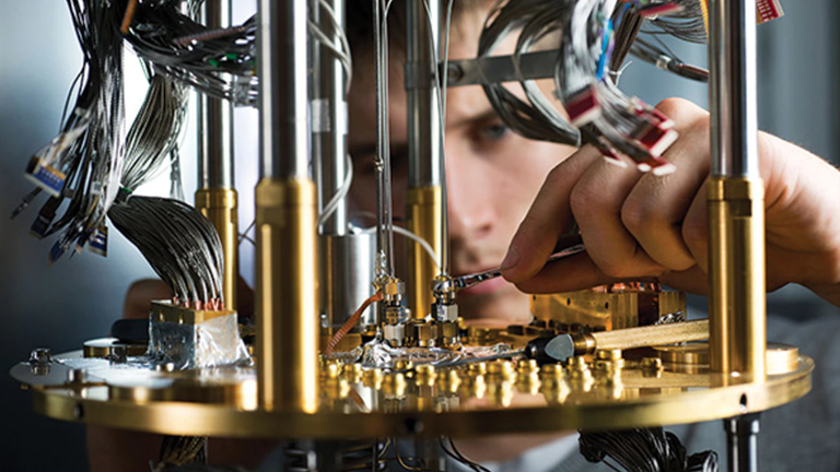 DOE Offers Free Quantum Computing Time to Researchers