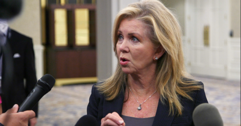 Sen. Marsha Blackburn says she has 'tax-free' alternative to Biden infrastructure plan