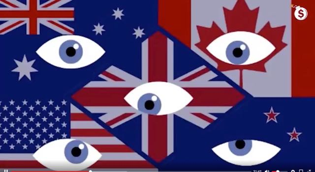 The Conspiracy To Take Down The Five Eyes And All Of The White Western Christian Nations In Order To Raise Up Satan's Stinking New World Odor! Must See Video!