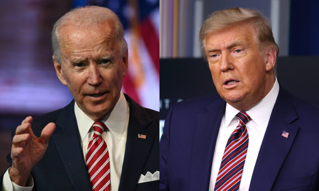 Biden, Trump Wish Americans a Happy Easter