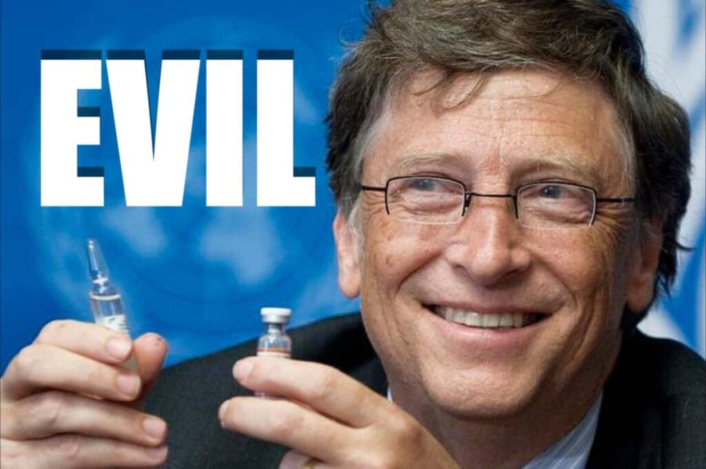 Let Bill Gates Know You Have His #