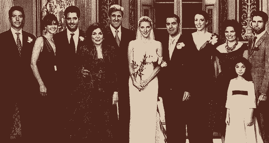FAMILY BUSINESS: John Kerry's Daughter Married Iranian National; Best Man Was Son Of Iran's Minister of Foreign Affairs