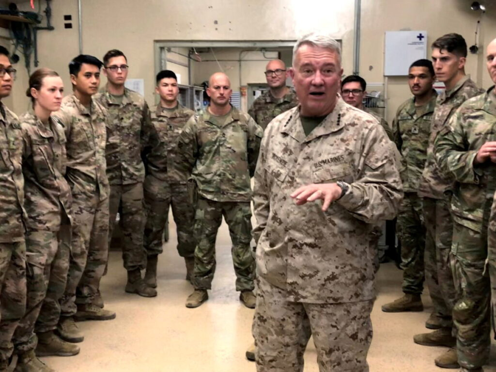 General: US Withdrawing From Afghanistan Makes Terror Fight Harder