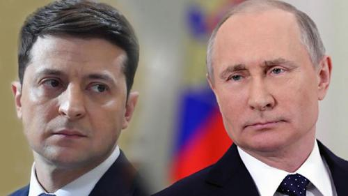 "Ukraine's Zelensky Invites Putin To Meet In War-Torn East: ""Million Lives At Stake"""