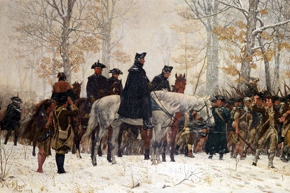 Here's When The American Founders Thought Revolution Was Justified