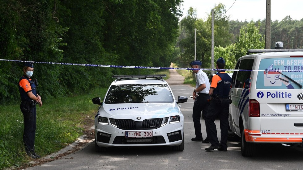 Belgium's anti-lockdown 'Rambo' found DEAD in the woods where he was hiding
