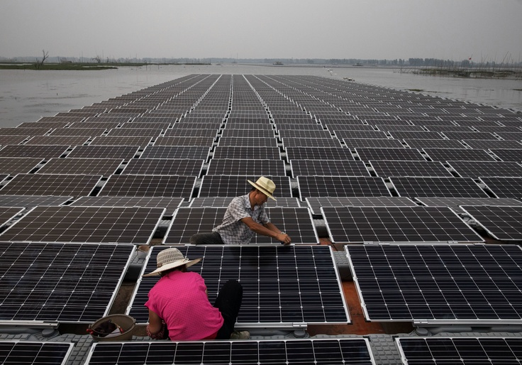 After Considering Region-Wide Ban, Biden Targets Just One Xinjiang Solar Material Company