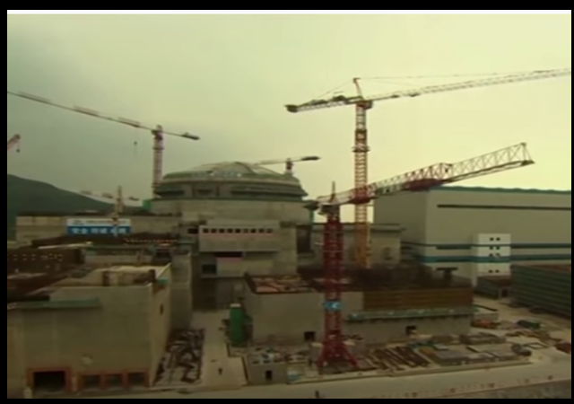 Hong Kong Monitors Chinese Nuclear Plant after Leak Reported