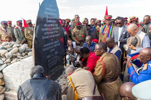 """""""Not Enough"""": Namibia Chiefs Reject Germany's Offer Of $1.3BN For Historic Genocide As """"Insulting"""""""