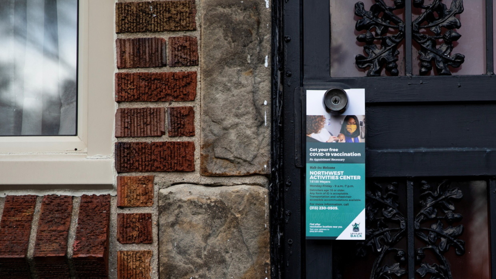 'Ignore no soliciting signs': Tips for Covid-19 vaccine 'ambassadors' resurface amid concerns over Biden's 'door-to-door' push
