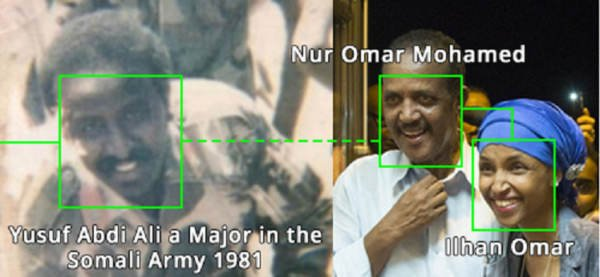 Ilhan Omar Questions US Policy in Somalia – Remains Silent of Her Father's Connection to Prior Murderous Regime in the Country