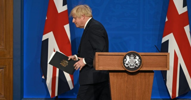 Boris Johnson Confirms Lockdown to End on July 19th